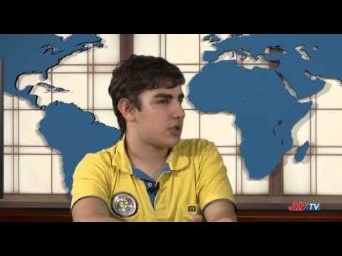 Entrevista com o Intercambista Mexicano