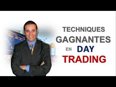 FORMATION TRADING - Les clés de la réussite en Day Trading par Thami Kabbaj