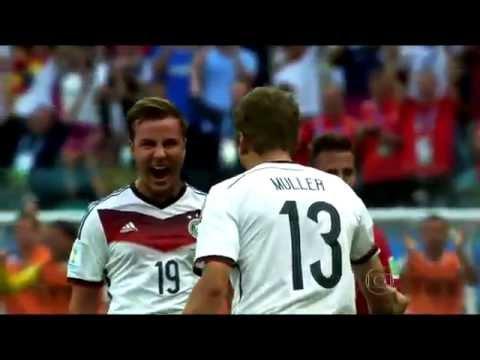 Melhores Momentos da Copa do Mundo 2014 no Brasil - Globo