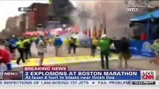 ڤيديو انفجار بوسطن | قنوات أخرى