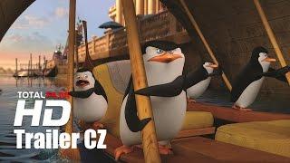 Tučniaky z Madagaskaru - trailer 1