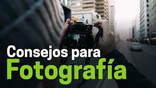 Prácticos Consejos de Fotografía