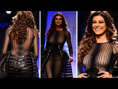 LFW: Hot Sushmita Sen Sizzles On Runway