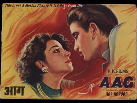 Aag [1948] - Bollywood Old Hindi Songs - Raj Kapoor & Nargis - Audio Jukebox