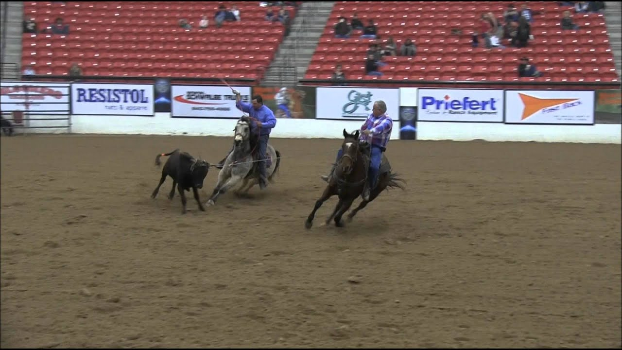 World Series Roping Las Vegas 2013