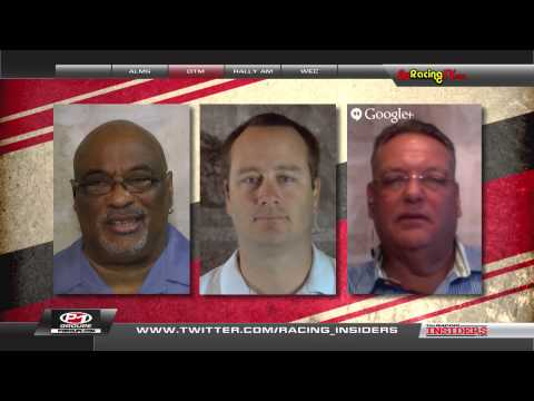 The Racing Insiders Episode 26 Air date Oct. 24, 2013