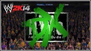 Video WWE 2K14 DLC Pack 1: D-Generation X Vs NWo In An