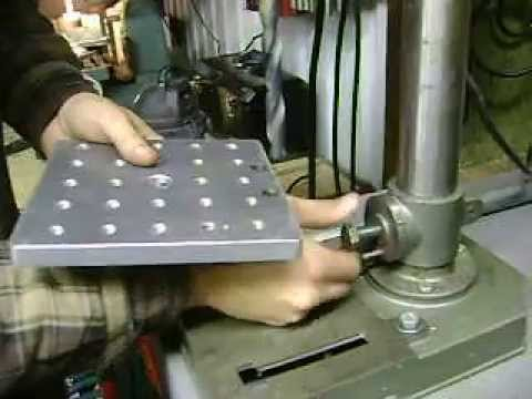 milling machine project