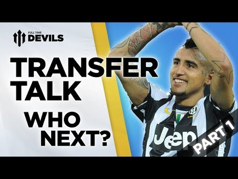 Who Next? | Manchester United Transfer Talk | Part 1