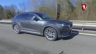 На Mazda CX-9 до Женеви. Частина 2. Первый Автомобильный канал.
