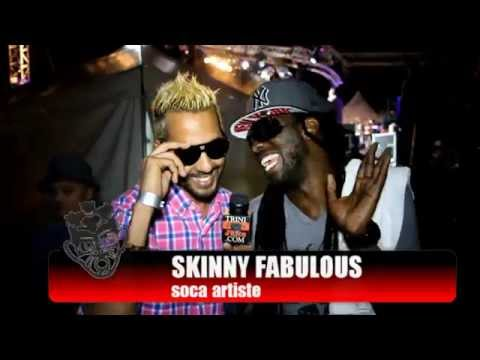 Skinny Fabulous Interview - ONE Fete 2014