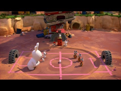 Rabbids Invasion - Bowling