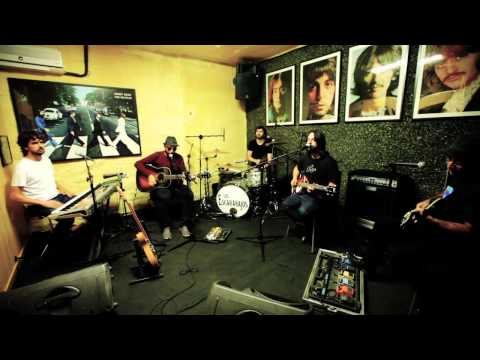 Los Escarabajos: Ask Me Why (live rehearsal) [PPM]