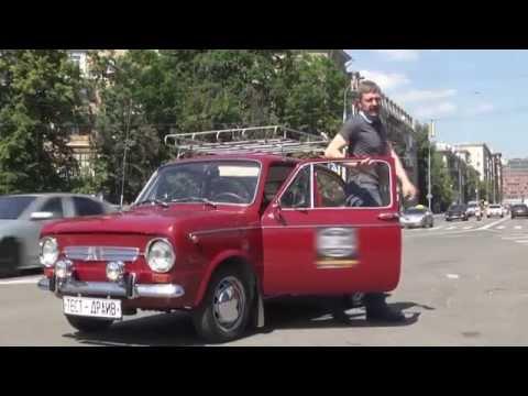 """""""Народный автомобильный журнал"""" с Иваном Зенкевичем. Тест-драйв Fiat 850"""