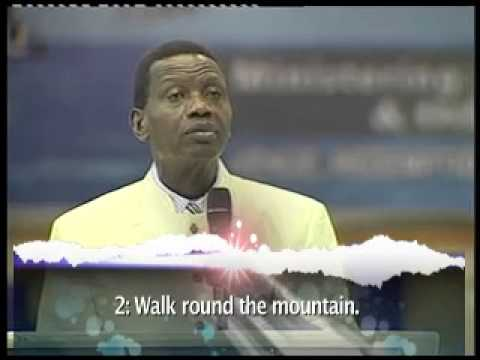 Overcoming Mountains by Pastor E. A. Adeboye