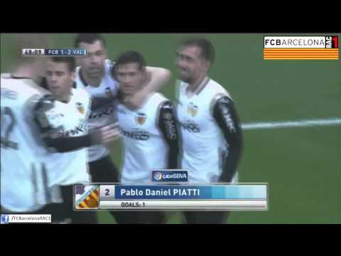 T13/14 J22 Liga BBVA: FC Barcelona 2-3 Valencia CF (RAC1)