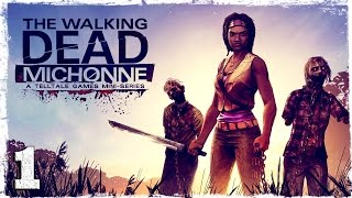 "The Walking Dead: Michonne. #1: ""Mobjack""."