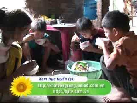 KVS Năm 5 (CT.Số 30) Hoàn cảnh gia đình anh Nguyễn Thái Bình, Hớn Quản, Bình Phước