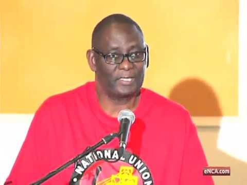 Vavi breaks silence over suspension and sex (Part one)