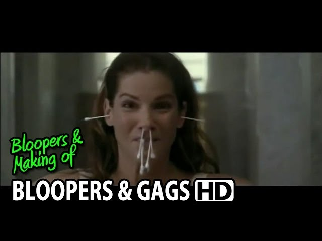 Premonition (2007) Bloopers Outtakes Gag Reel