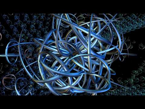 Europa - Music by System 7, Visual Music by Chaotic
