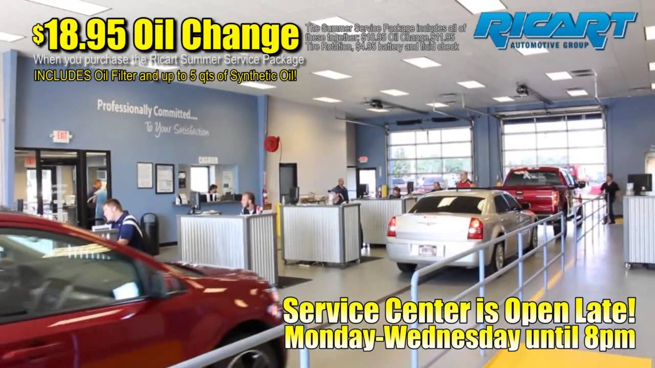 Cheapest Oil Change near me in Columbus, Ohio - YouTube