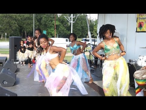 Pan African Cultural Festival 2014