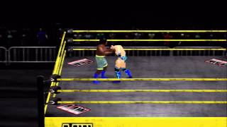 TONY'S BACK - THE UNDERTAKER - ACTION ARCADE WRESTLING 2 - WWE 2K14 & MORE