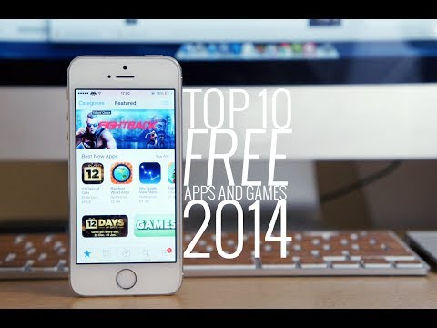Top 10 FREE Apps and Games for iPhone/iPod/iPad 2014