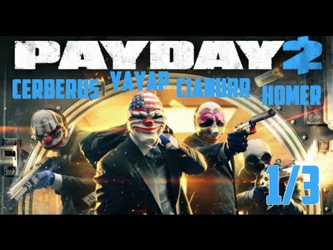 Payday 2 ou l'infiltration en finesse par Cianurr - RandomPlay Time ! #9
