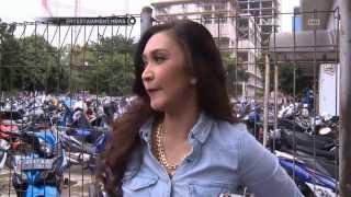 Entertainment News - Nafa Urbach kembali kedunia hiburan