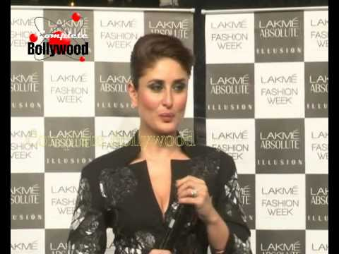 Kareena Kapoor the show stopper at Lakme Grand Finale 2014 by Rajesh Pratap Singh 2
