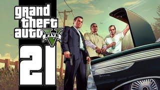 Let's Play GTA V (GTA 5) EP21 Smelly Wade