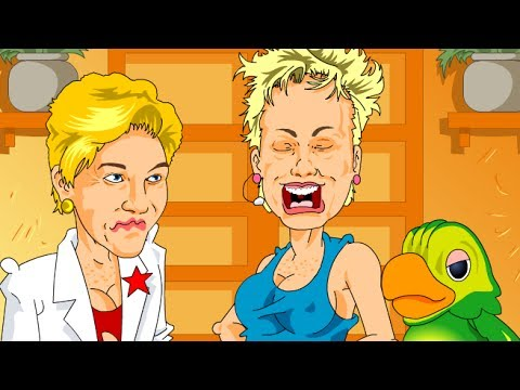 Humortadela - Piada Animada - Ana Maria Braba