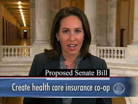 Six Senators Drafting Healthcare Bill with Insurance Cooperative Instead of Public Option