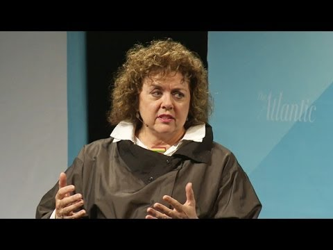 Global Health and Global Threats with Laurie Garrett -- Atlantic Meets the Pacific 2013