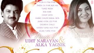 Udit Narayan & Alka Yagnik Superhit 10 Songs