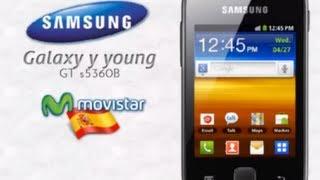 Samsung Galaxy Y Configuración De Internet Movistar
