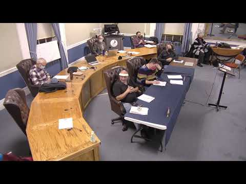 City of Plattsburgh NY Mtg.  11-12-20