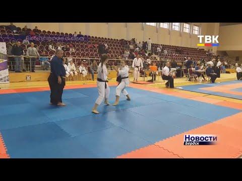 Бердчанка завоевала «серебряную» медаль Чемпионата Европы по карате