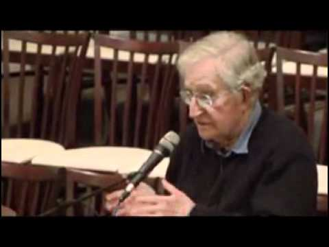 Noam Chomsky - When Elites Fail, and What We Should Do About It, Oct. 2, 2009 -5nfNxVW5yi8