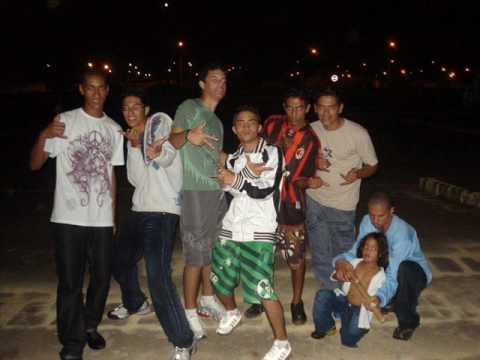 Vagabundo look rap brasilia