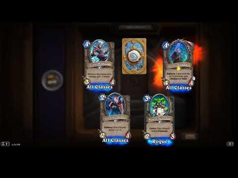 Hearthstone Double Legendary Pack