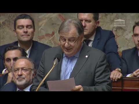 M.  Dino Cinieri - Référendum sur la transition énergétique