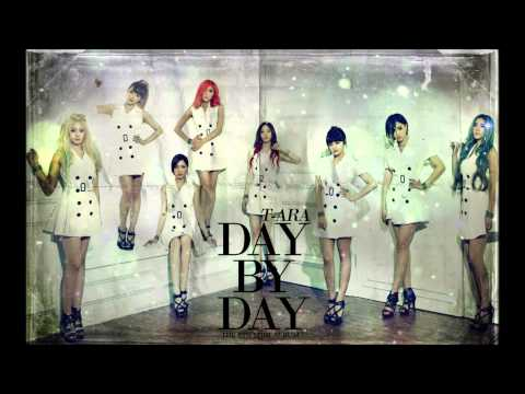 [HD]T-ara ~ Day by day (official instrumental)