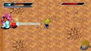 Dragon Ball Z: Buu's Fury Super Vegito Vs Super Buuhan