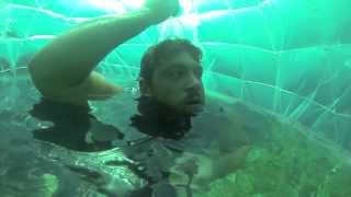 How To Make An Underwater Air Bubble Room22ft