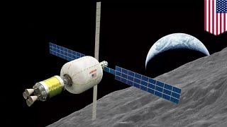 Lunar habitat: ULA, Bigelow will launch moon-orbiting space station by 2022 - TomoNews