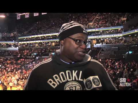 Brooklyn Nets Fans Excited For Playoffs & Possible Matchups