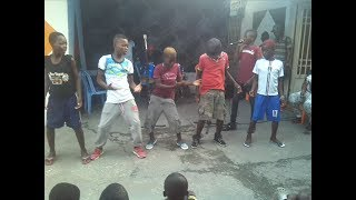 Leader Espoir#repetition Danse Ya Ba Boss By Ferre Gola